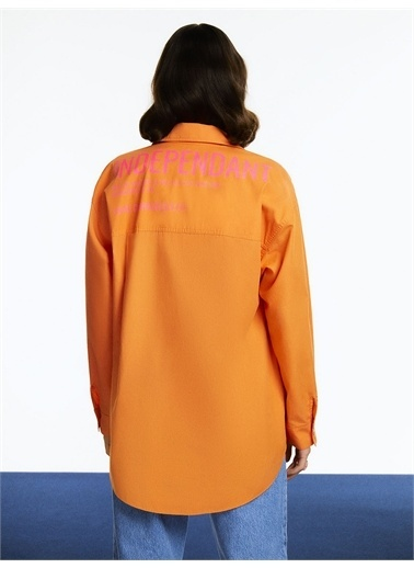 Nocturne Gömlek Oranj